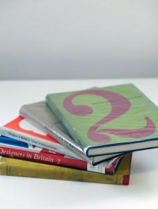 designers in britain-vintage books-design books