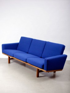 wegner sofa ge 236