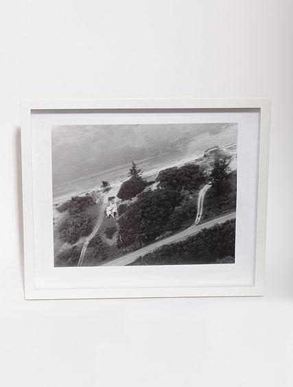 Tacita Dean – Ariel View of Teignmouth Electron