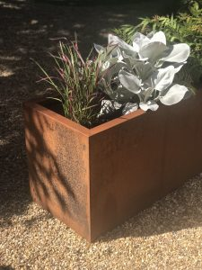 Corten - Garden Planters