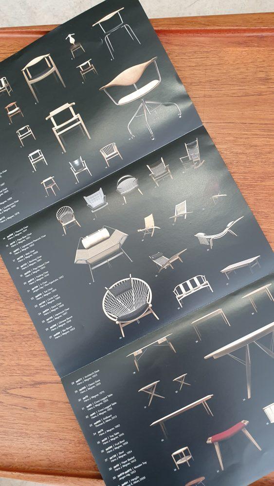 Three Source Ltd – Hans Wegner Valet Chair
