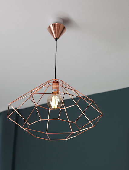 Copper Cage – Light