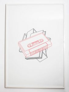 Michael Craig Martin – 4 Screenprints