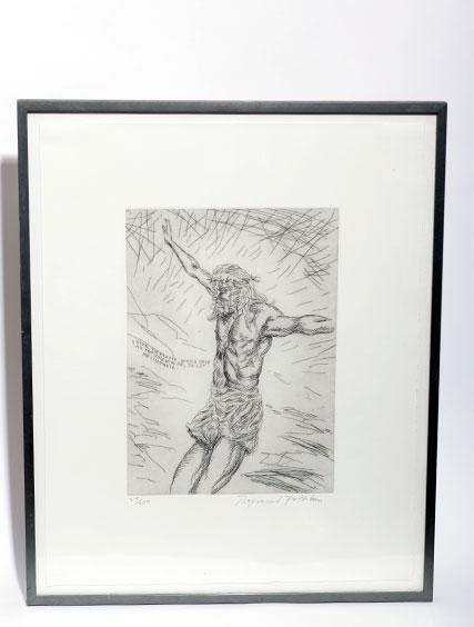 Raymond Pettibon – I Fear the…2001