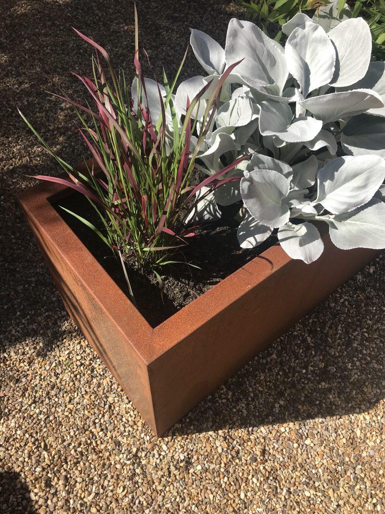 Corten – Garden Planters