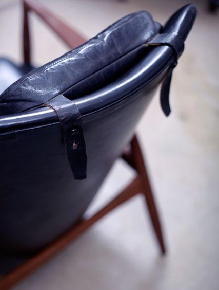 Seal Chair – Ib Kofod-Larsen for OPE Möbler