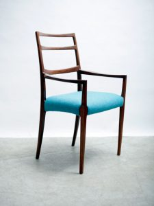 Solid Rosewood – Desk Chair