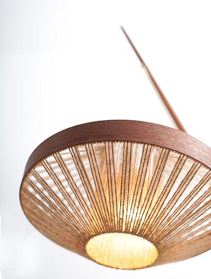 Holm Sorensen – Fishing Pole Light