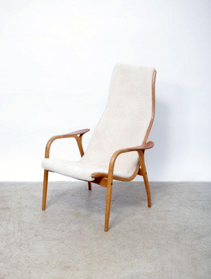 Pair Of Lamino Chairs – Yngve Ekstrom