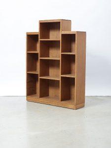Heals – Oak Bookcase