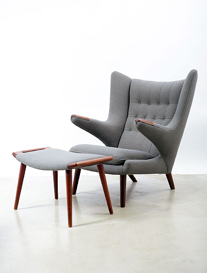 Hans Wegner – Papa Bear Chair